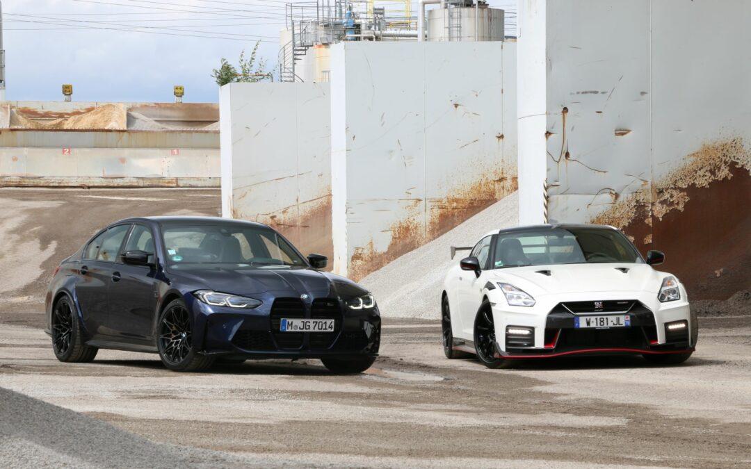 BMW M3 Competition vs Nissan GT-R Nismo, cher ou pas cher ?