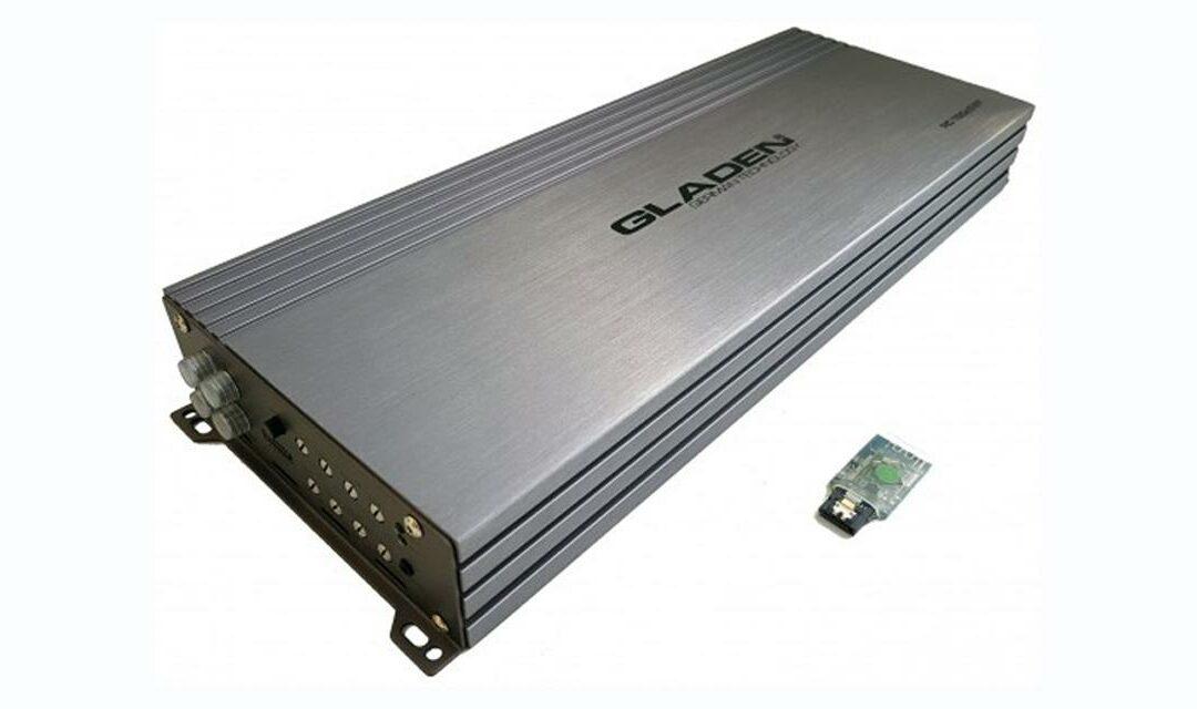 Gladen Audio présente un ampli 5 canaux avec Bluetooth audio streaming