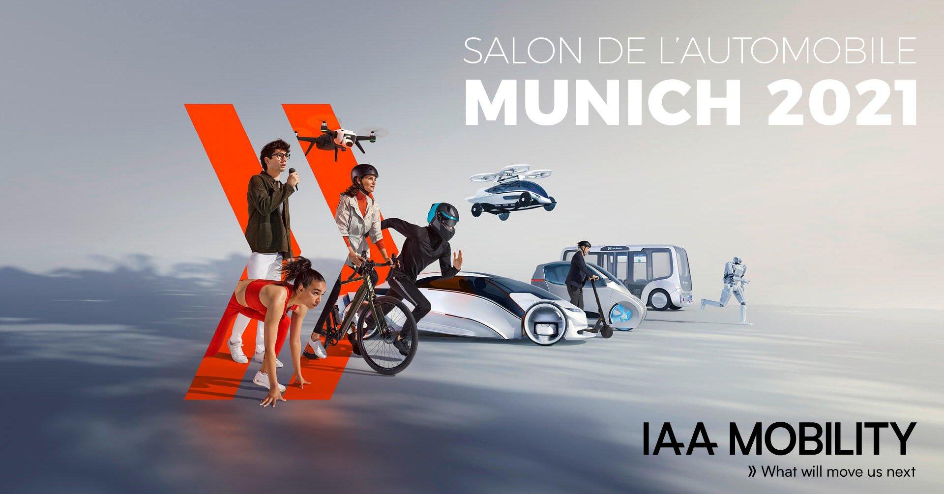 Salon de l'automobile de Munich 2021
