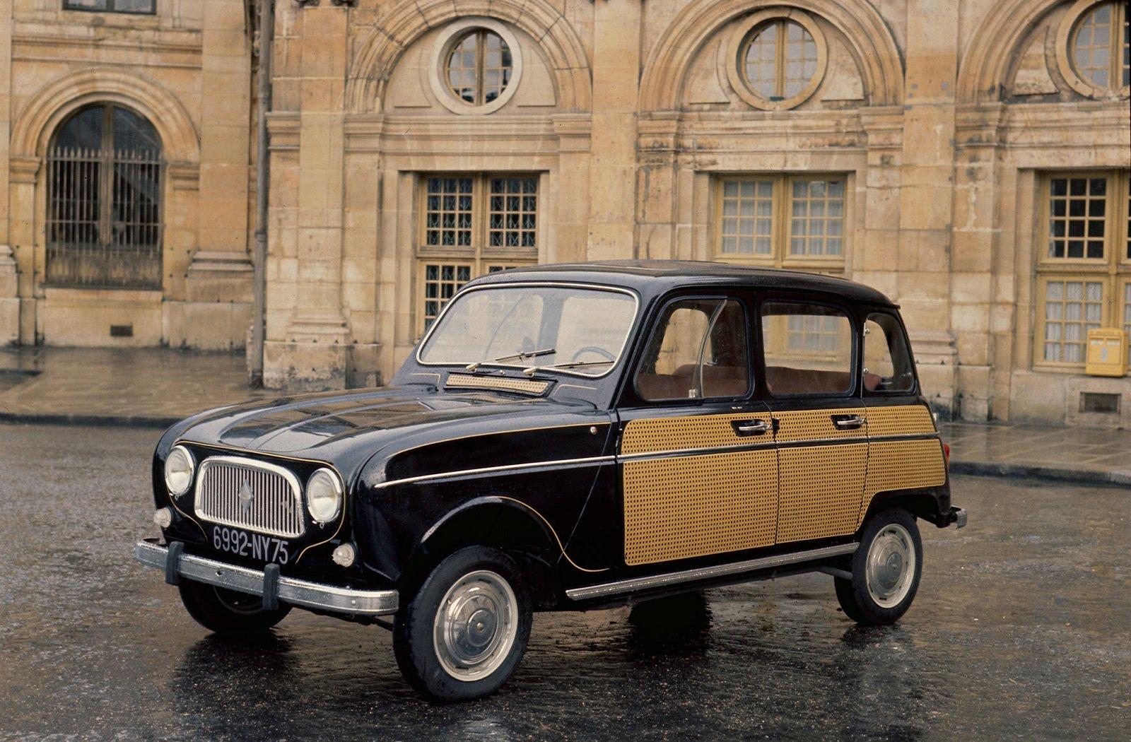 Renault 4L Parisienne Parisienne - 1963